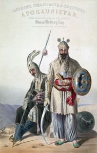300px-Afghan_royal_soldiers_of_the_Durrani_Empire